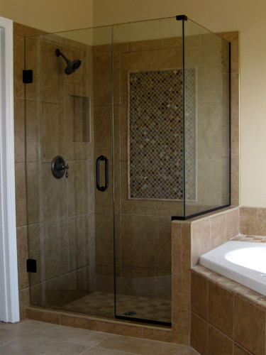 Shower Stalls without Doors http   showerdoorsdesign com