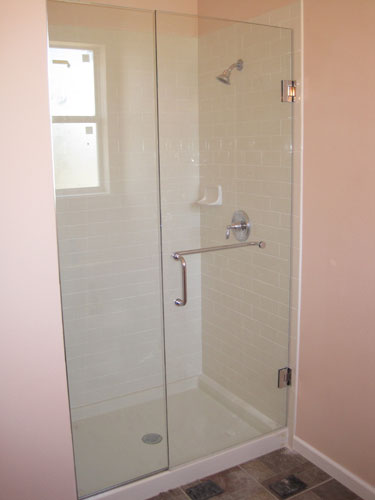 Frameless Shower Door Enclosurews By Emergency Gl Service